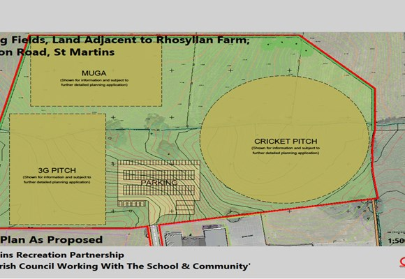 St Martins Recreation partnership